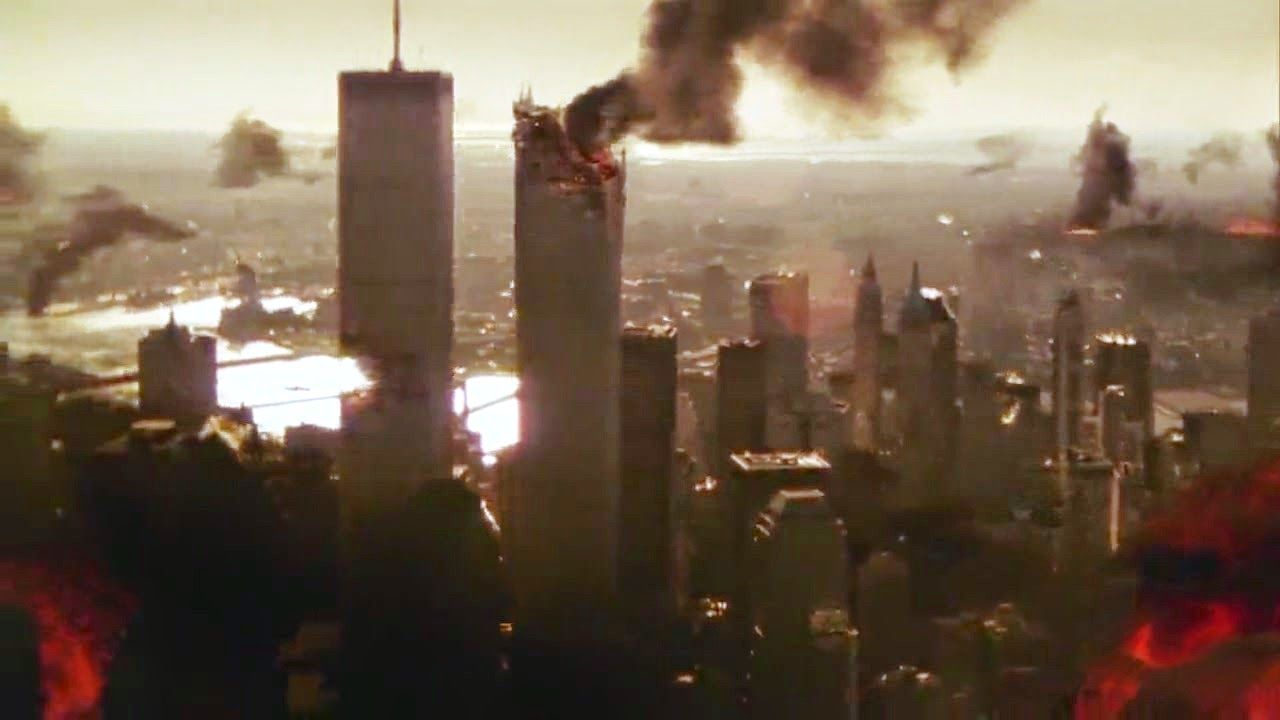 Pin on WTC Before 9/11
