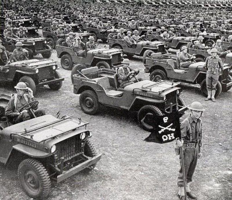 Jeeps For Sale Columbus Ohio >> Pin by Philip Barnett on Infantry in WWII | Vintage jeep, Military jeep, Willys mb