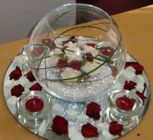 Centerpieces Fish Bowl