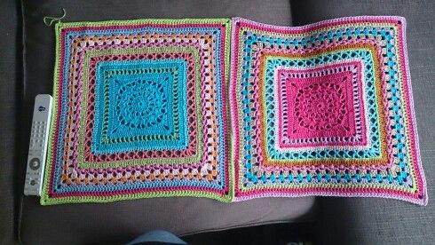 Starting with a funny and sunny blanket