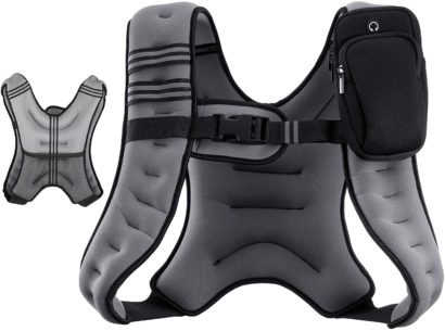 10 Best Weighted Vests in 2021 - TopDailyGuide