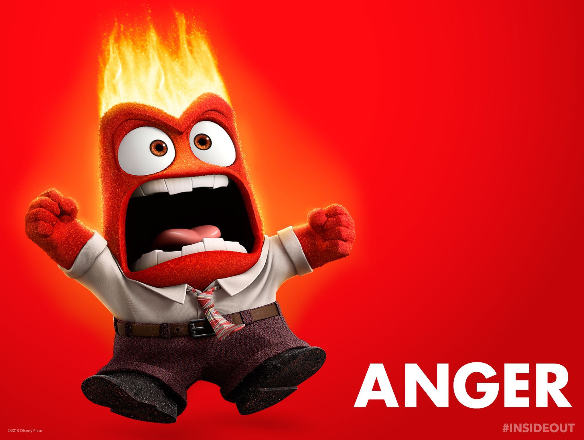 Healthy Anger Vs Unhealthy Anger Inside Out Characters Disney Inside Out Inside Out Emotions
