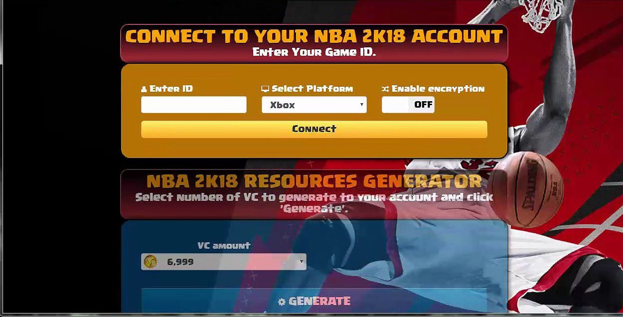 nba 2k18 vc hack android