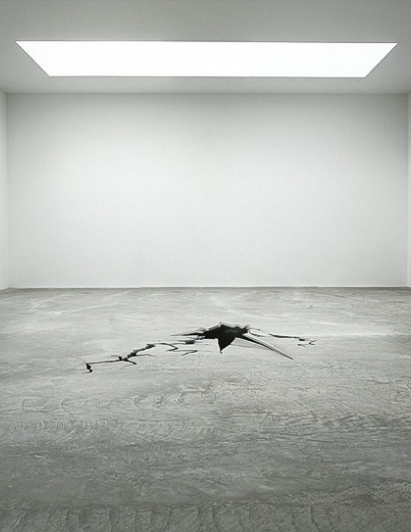 Fabian Bürgy | Bursting Floor (Birth)