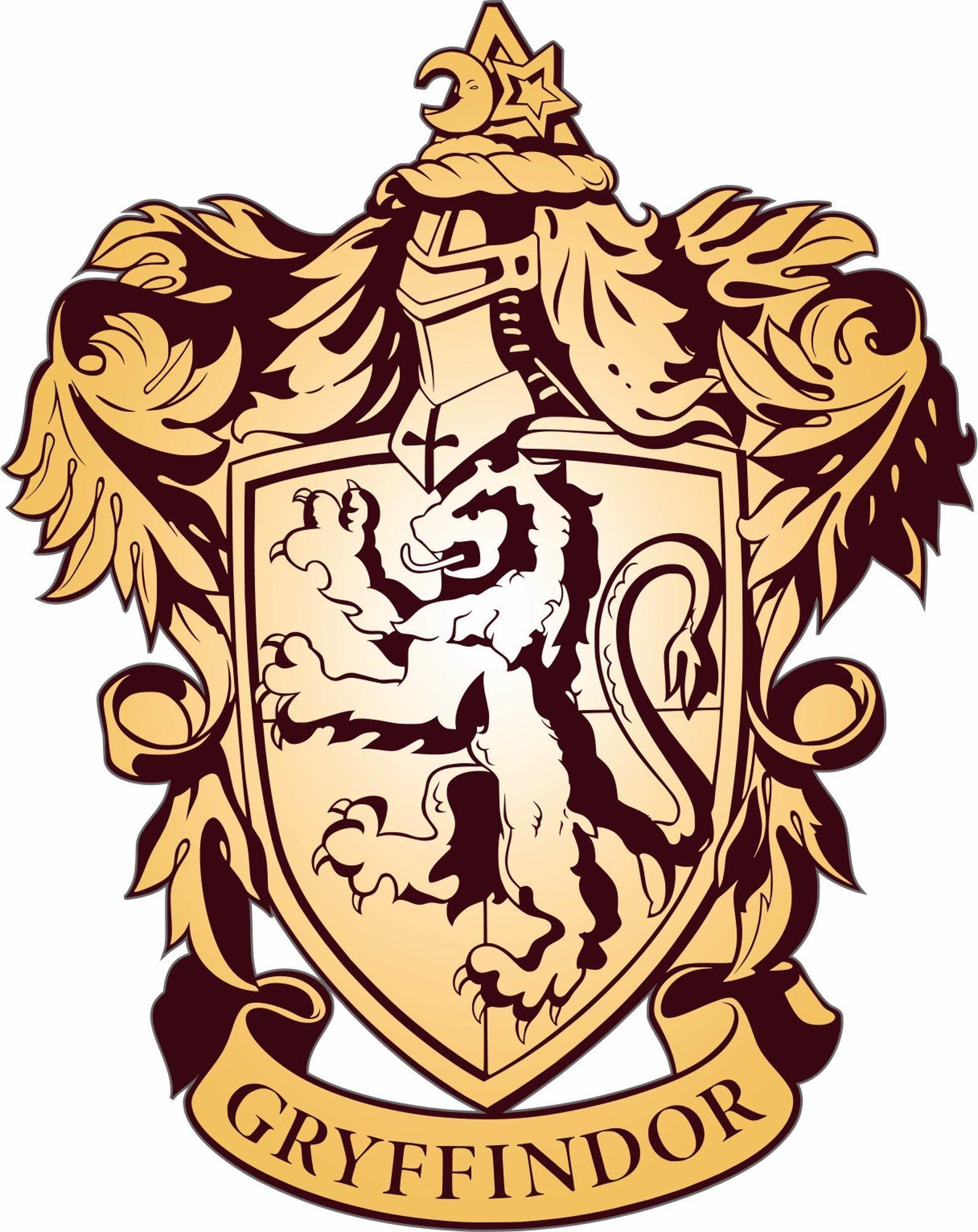 Gryffindor Emblem Svg Faculties Of Hogwarts Png Harry Potter Etsy Gryffindor Harry Potter Etsy Harry Potter Universal
