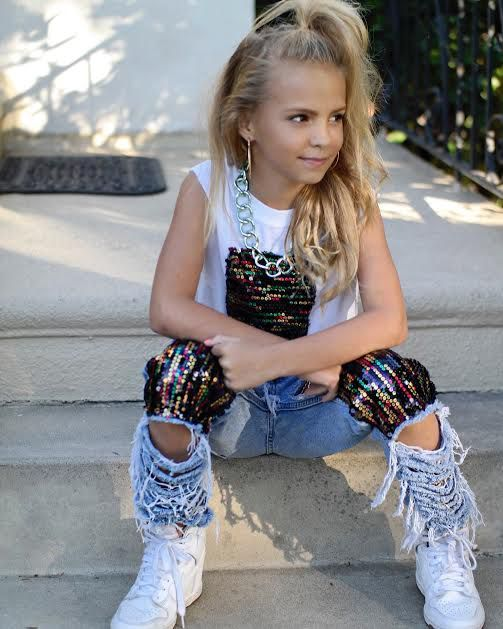 vandy jaidenn tween style blogger | For my baby ...