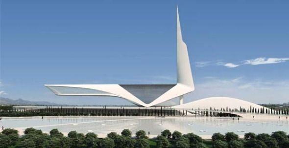 El arquitecto Calatrava gana el segundo asalto a Esquerra Unida por el Centre de Convencions - Noticias de Arquitectura - Buscador de Arquitectura