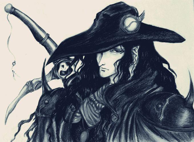 Vampire Hunter D Anime Characters : Vampire hunter d by viking dream on deviantart