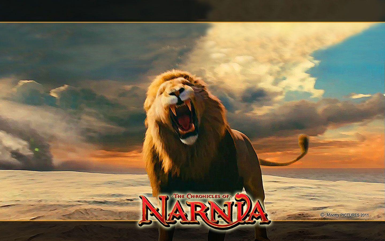 Aslan Narnia Desktop Wallpaper Hd Wallpapers Pinterest Narnia
