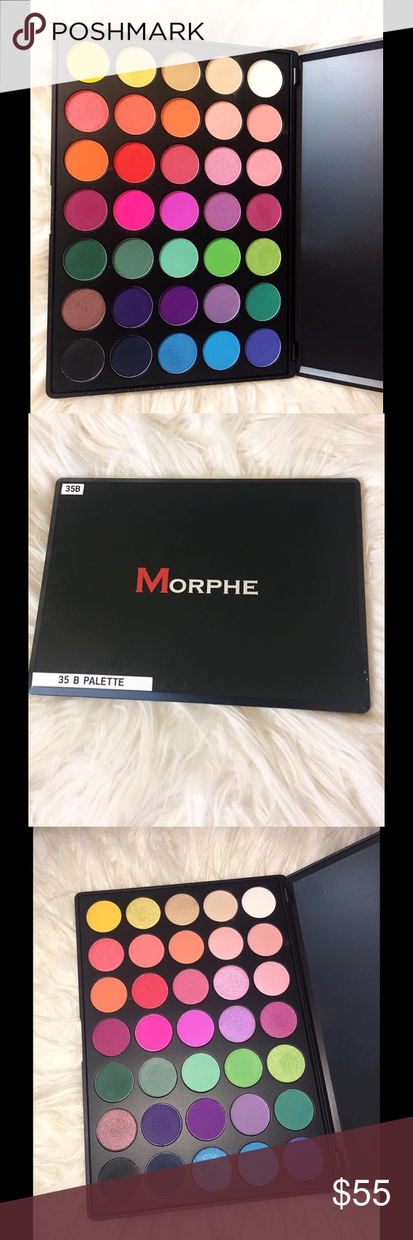 Morphe 35b Palette Authentic Sold Out Authentic Guaranteed Cheaper If Paid Thru Pypal Plus Free Shipping Morphe Mak Eyeshadow Makeup Eyeshadow Clothes Design Morphe 35f fall into frost eyeshadow palette *read*. pinterest