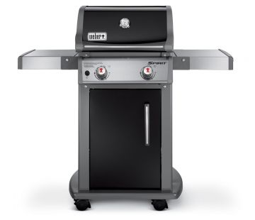 Weber Spirit E 210 With Front Mounted Burner Controls Replacement Parts Can Be Found Here Http Www Qu Natural Gas Grill Weber Gas Grills Gas Grill Reviews