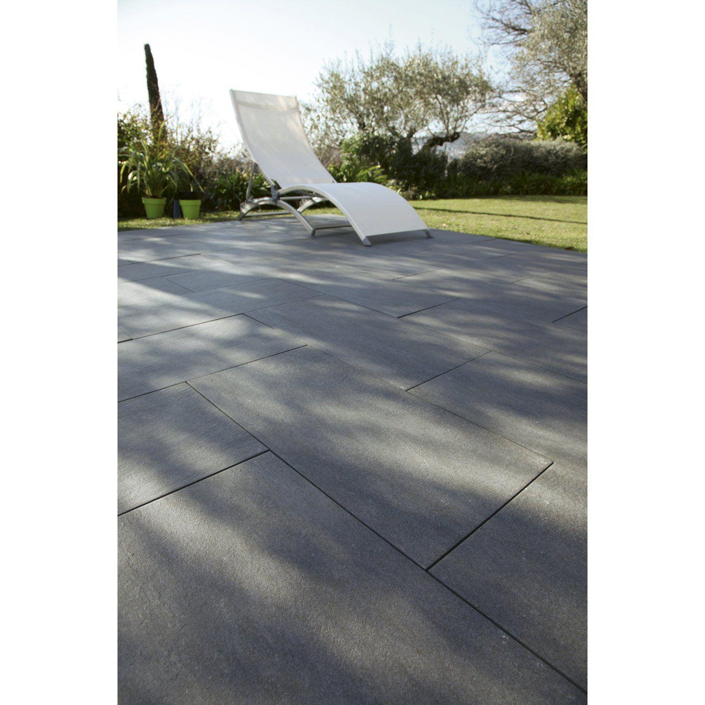 Carrelage Sol Et Mur Exterieur Intenso Beton Ardoise Source L 30 X L 60 Cm Arten Carrelage Ardoise Mur Exterieur Carrelage Sol