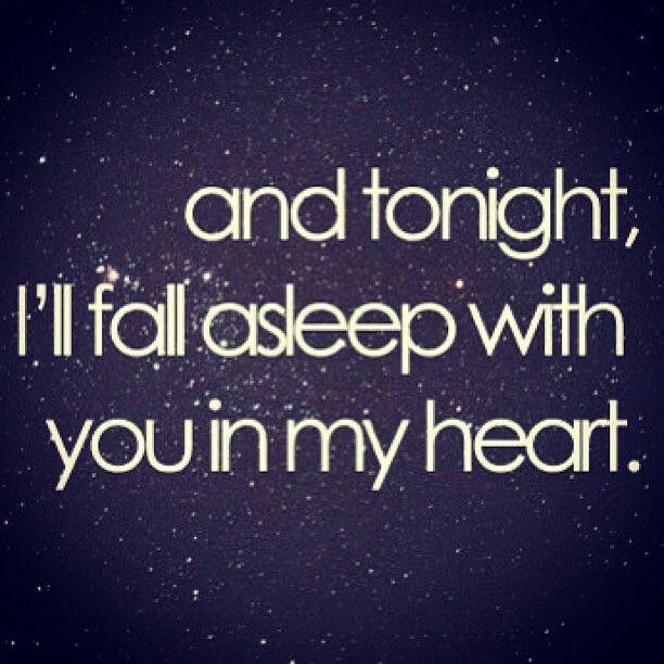 Last Night, Tonight, And Every Night