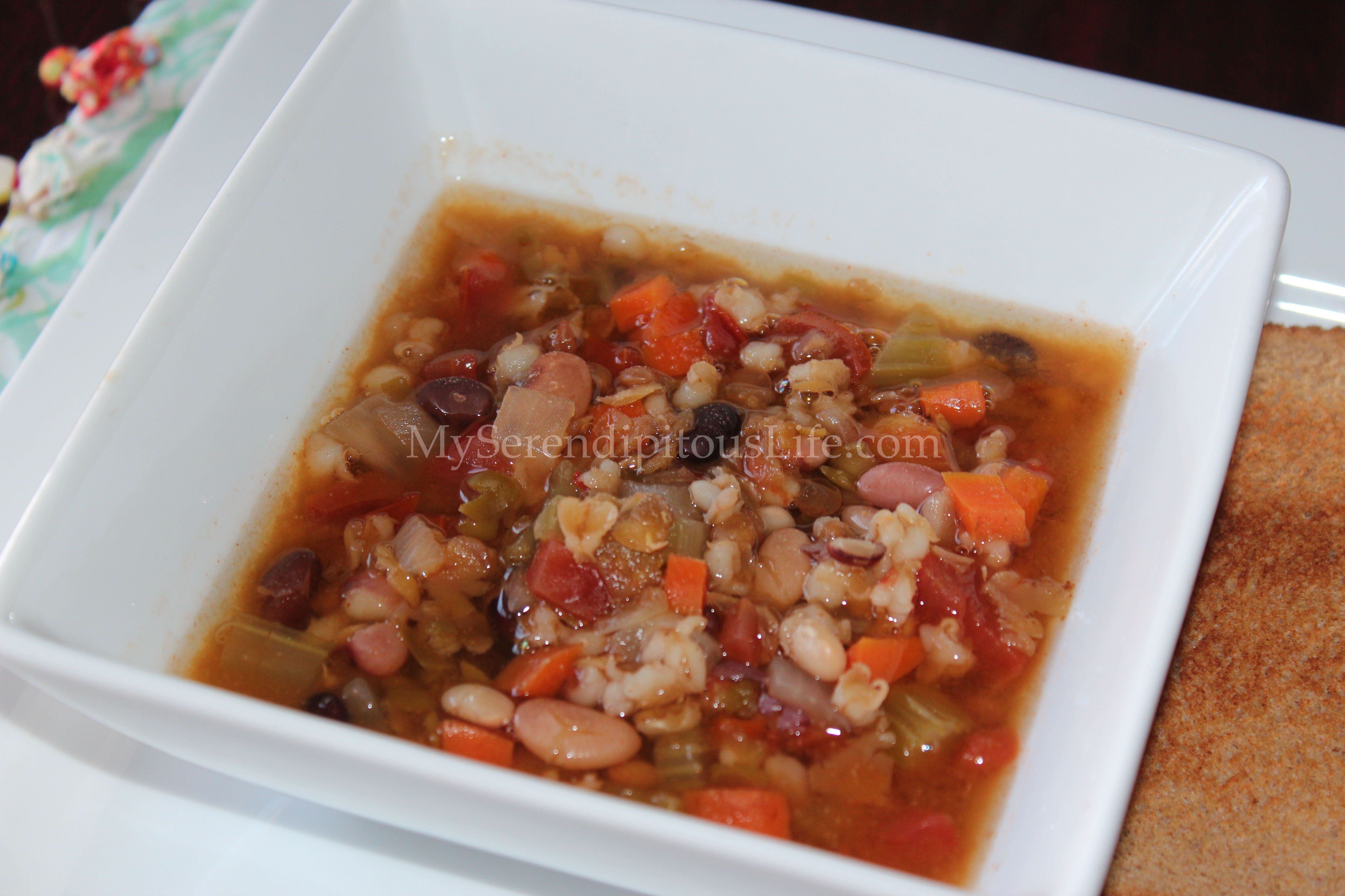 Easy 10 bean soup recipes