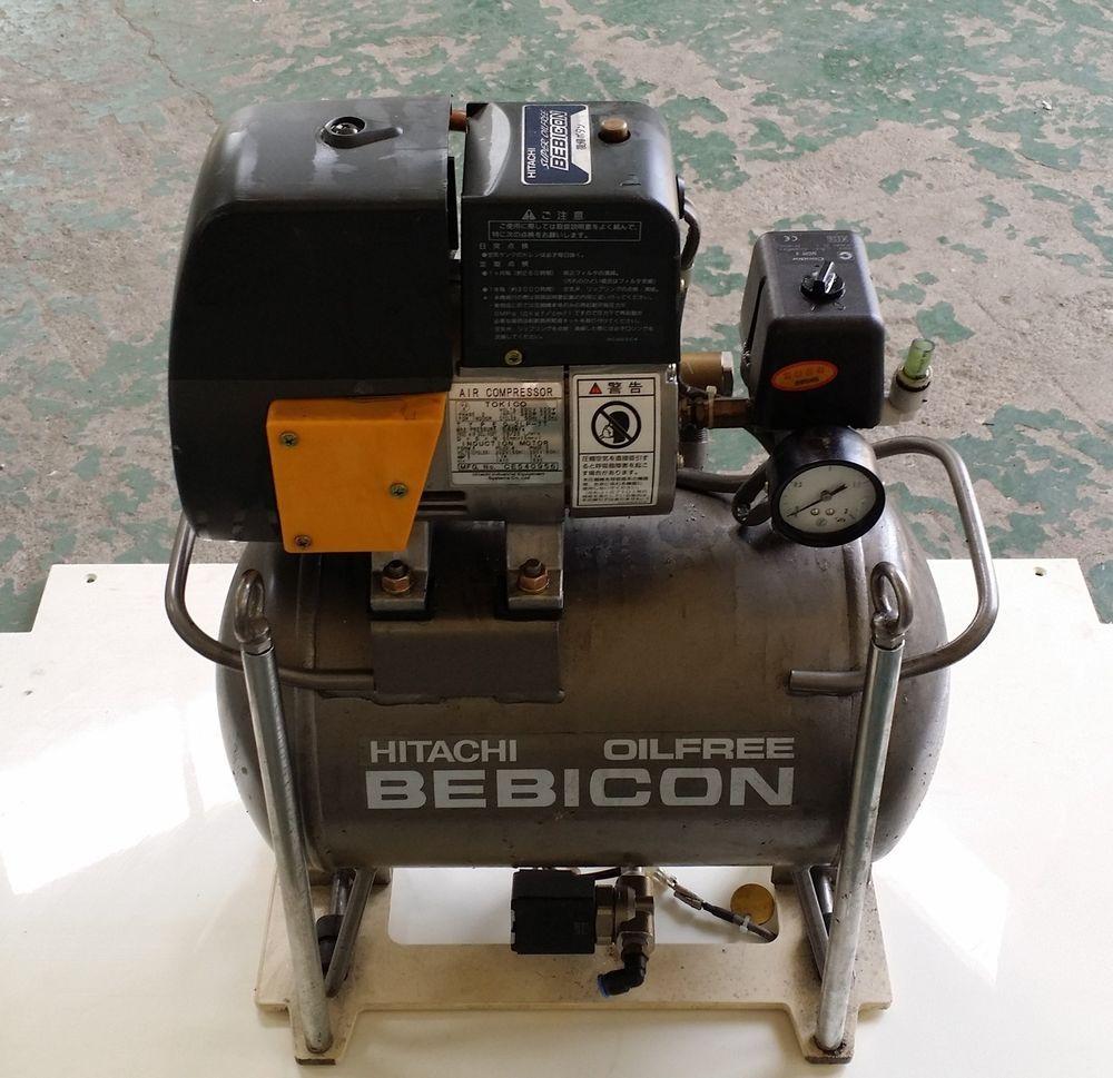 HITACHI / 0.2LP7T / BEBICON Oilfree Air Compressors