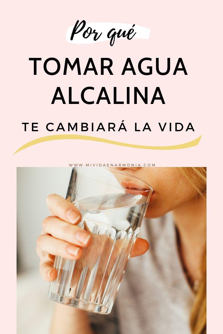 Es Mejor El Agua Alcalina Mi Vida En Armonia En 2020 Agua Alcalina Alcalina Agua Alcalina Beneficios