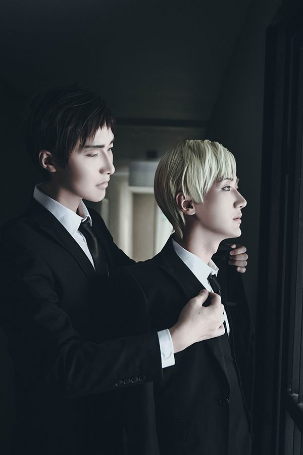 BAOZI and HANA(包子 & HANA) Yashiro Cosplay Photo - WorldCosplay