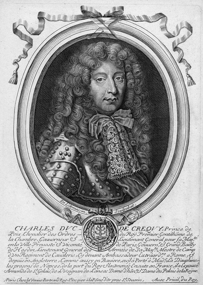 Billedresultat for Charles iii de Créquy-Blanchefort