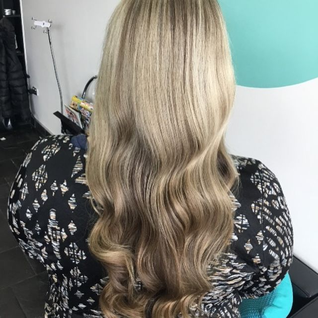 Before And After On This Gorgeous Long Hair Hairworkstudiowarragul Hairworkswarragul Hairworks Hairworksstudiowarragul Long Hair Styles Hair Hair Styles