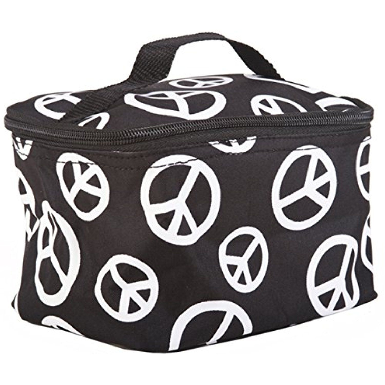 Peace Sign Makeup Bag ** You can get additional details at