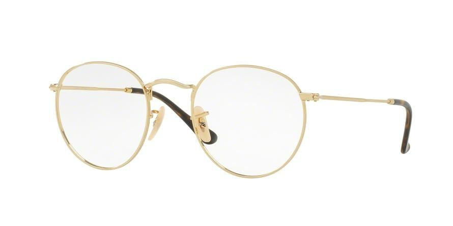 ray ban homme vue ronde