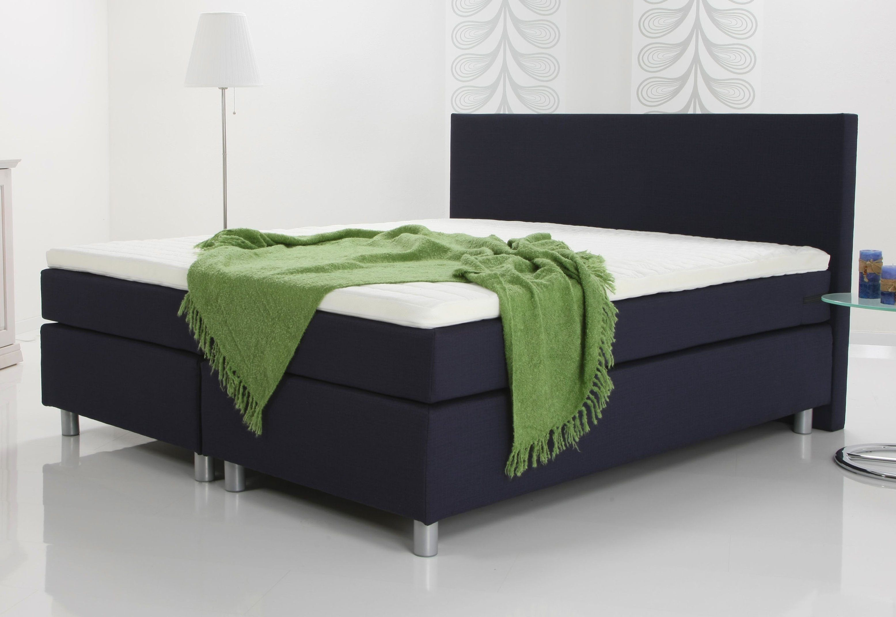 Boxspringbett, Liegefl. 90/200cm, Härtegrad 2, Breckle Jetzt bestellen unter: https://moebel.ladendirekt.de/schlafzimmer/betten/boxspringbetten/?uid=fec9c8dc-7620-52f0-a274-58d526fa1b42&utm_source=pinterest&utm_medium=pin&utm_campaign=boards #betten #boxspringbetten #schlafzimmer #boxspringbett