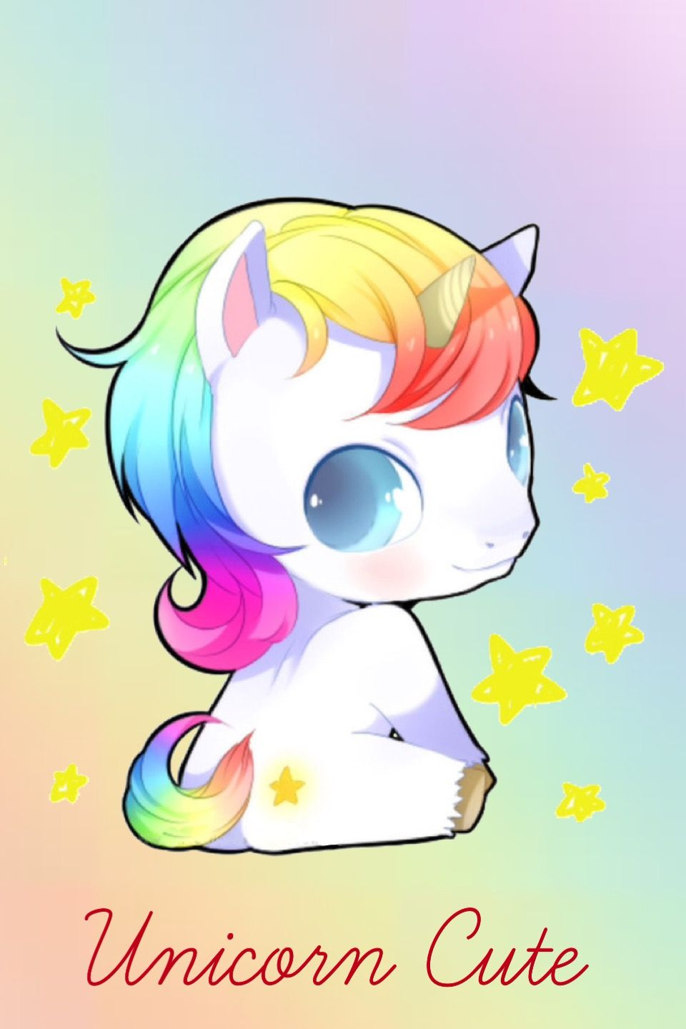 Unicorn Unicorn wallpaper cute, Unicorn wallpaper