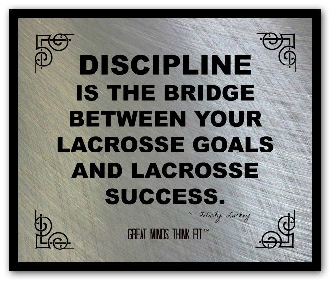 Motivational Quotes For Sports Teams: #lacrosse Posters With #quotes For #motivation