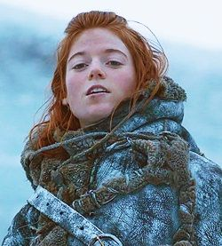 Tv Game Of Ginger Thrones Rose Leslie Fiery Red Hair Red Hair