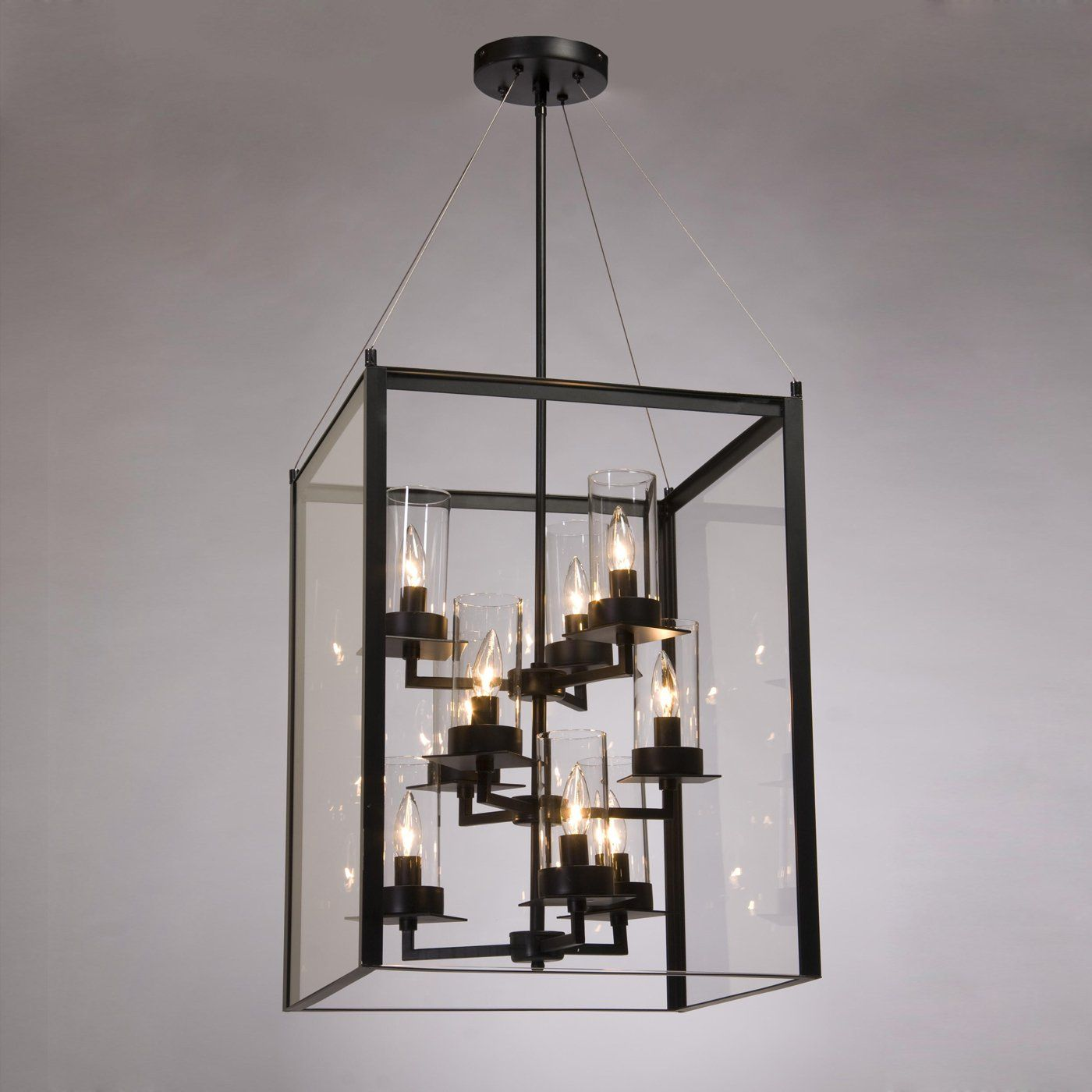 Steven & Chris SC659 9 Light Crawford Foyer Light but i
