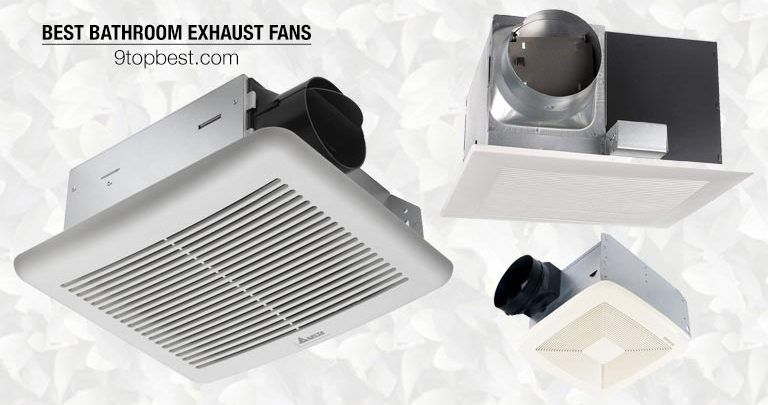 . Top 9 Best Ceiling Bathroom Exhaust Fans Reviews   May 2019   Best