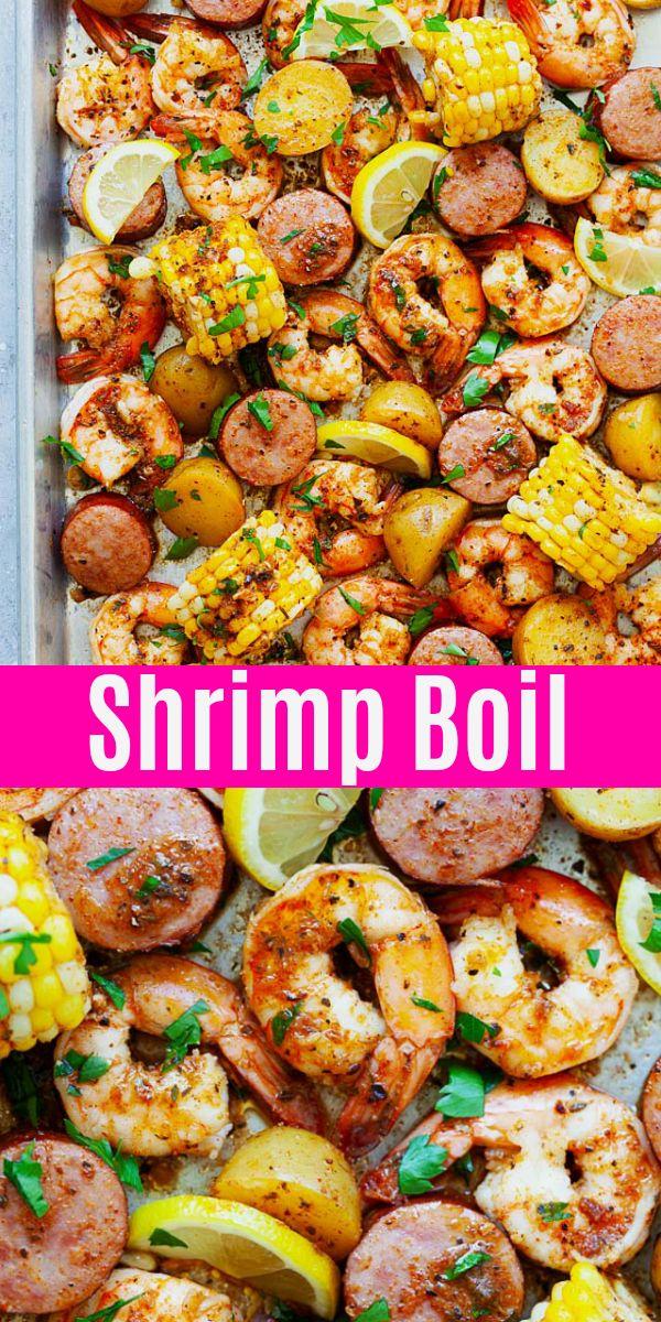Shrimp Boil #seafoodboil