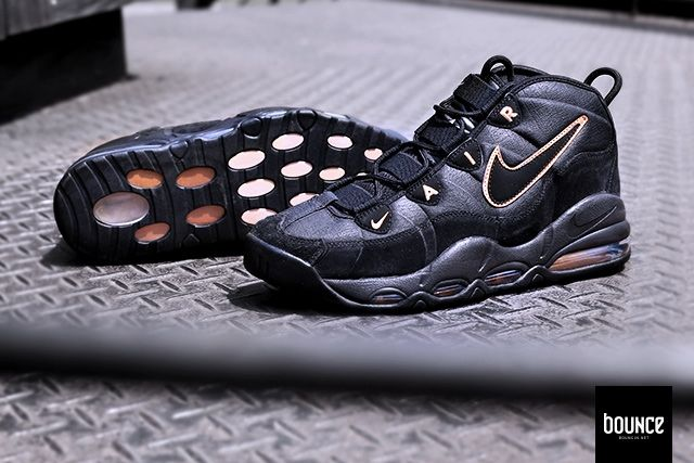 bf3799290b48 Nike Air Max Uptempo 95 – Black   Bronze
