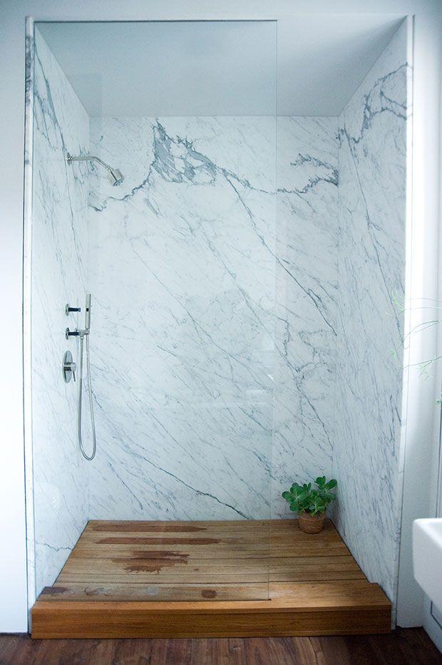 Fiberglass Shower Insert