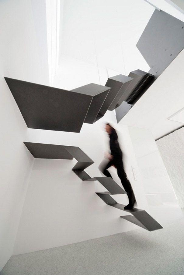24 - Escada Criativa Loft F27 por Schlosser und Partner