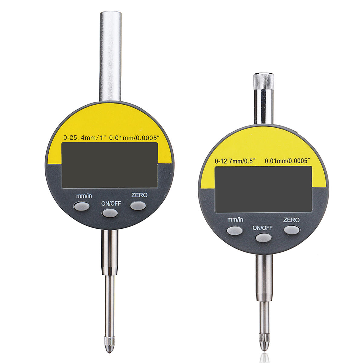 Digital Dial Indicator Gauge Precision Tool Mm Inch 0 12 7mm 0 25 4mm Measurement Analysis Instruments From Tools On Banggood Com Precision Tools St Kitts And Nevis Digital