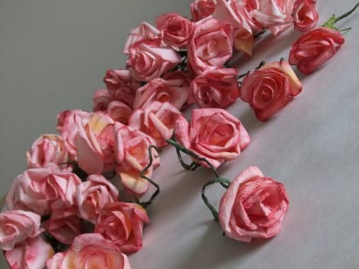 Diy Paper Flowers Tutorials Roses Sweet Pea Daisy I Really