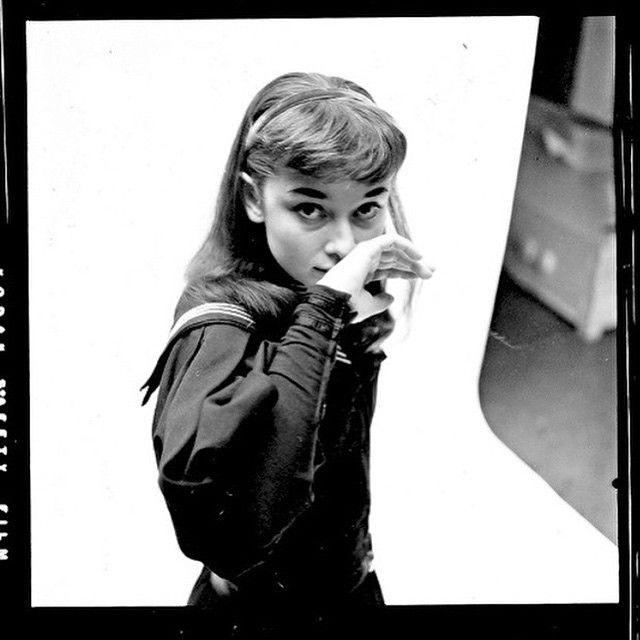 Audrey by Milton Greene. #gigi