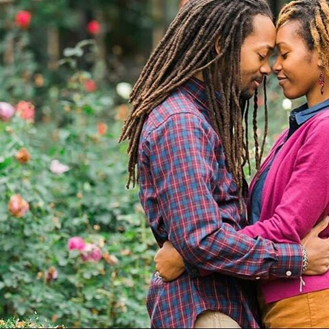 Black Love Locs Love Black Love Couples Black Is Beautiful Black Love