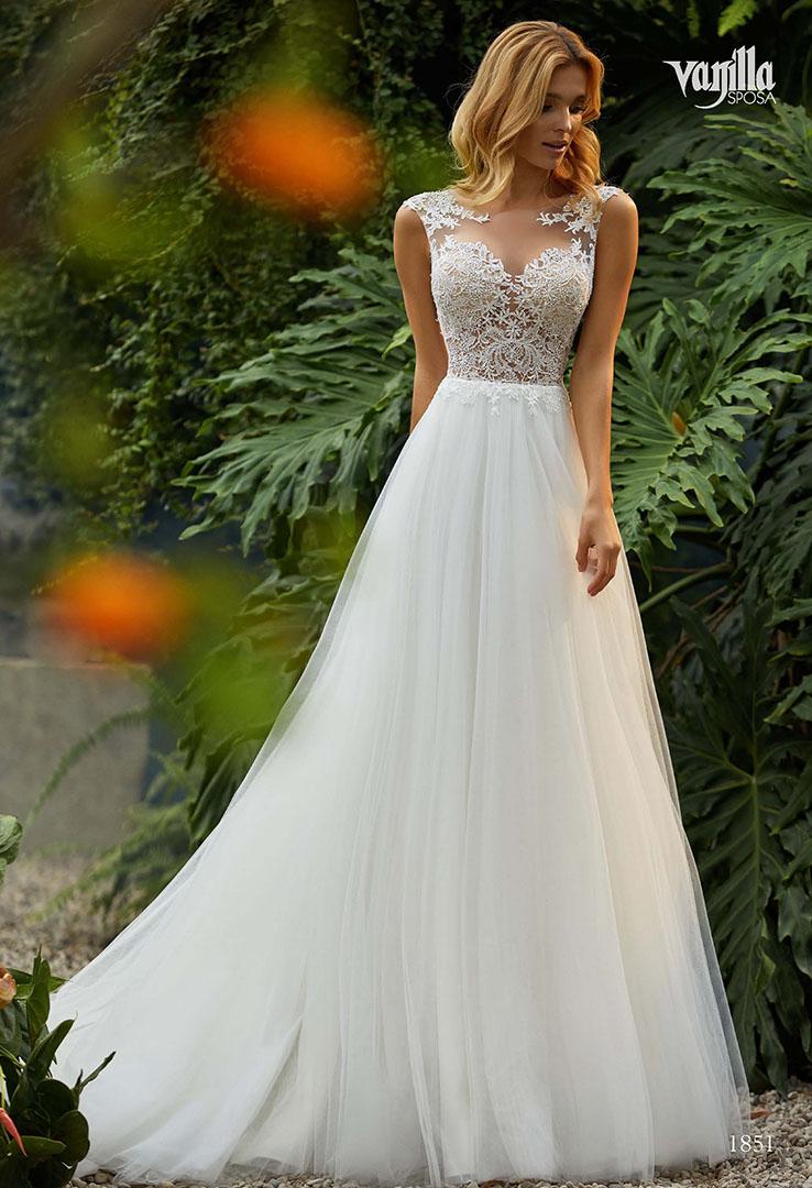 Sposabella Brautkleider Kollektion ✪ Brautmode-Glamour Ihr