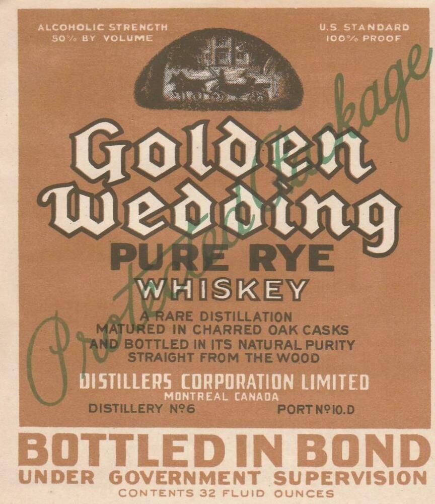 Set of 2 Blackhawk Ginger Ale Soda Drink Bottle Label NOS 1920s Unused