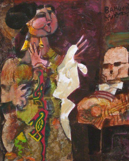 ArtSpace Galería de exposiciones George Bahgory
