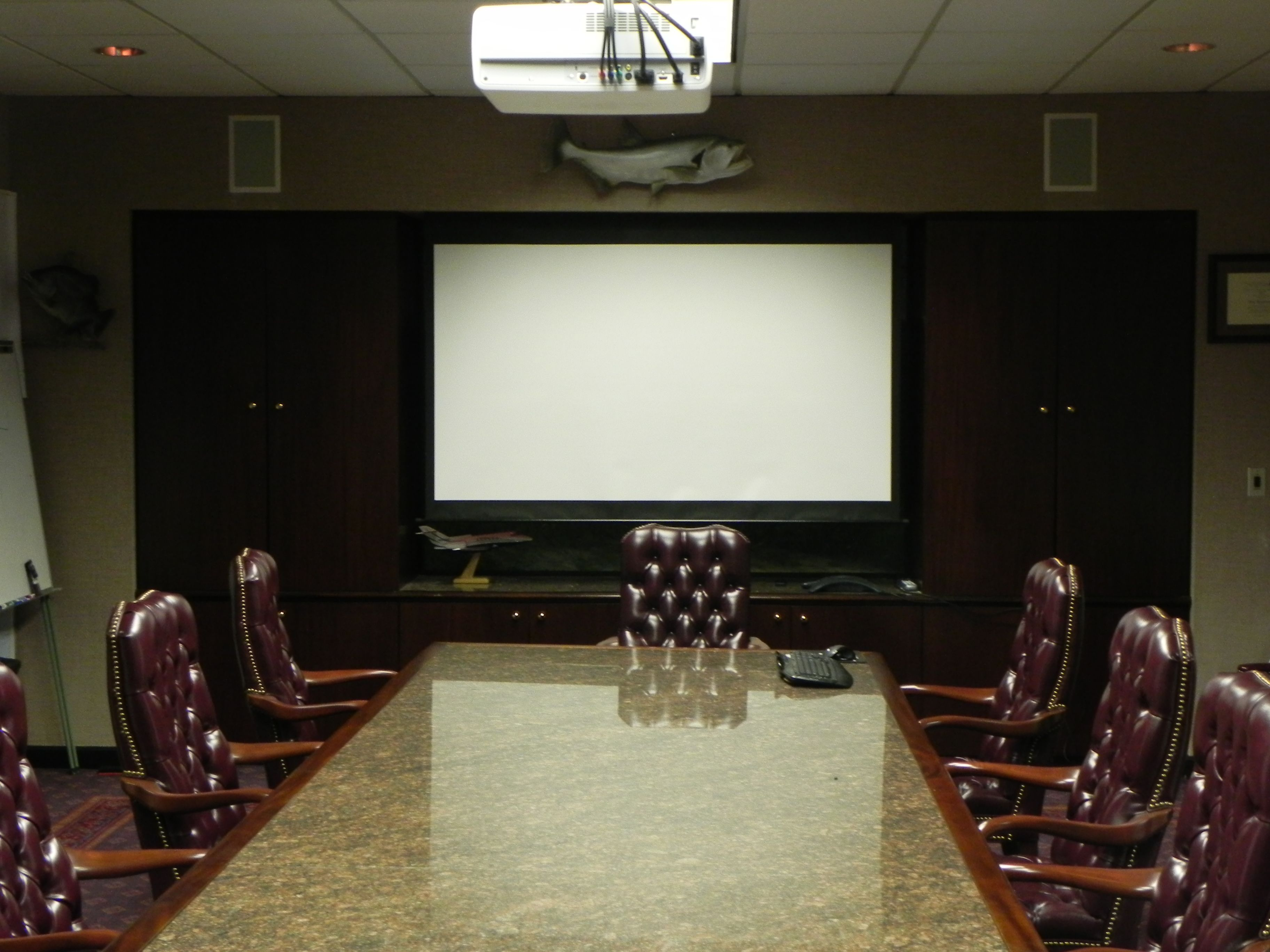 Showroom design contemporary home theater minneapolis by - Austin Tx Conference Room
