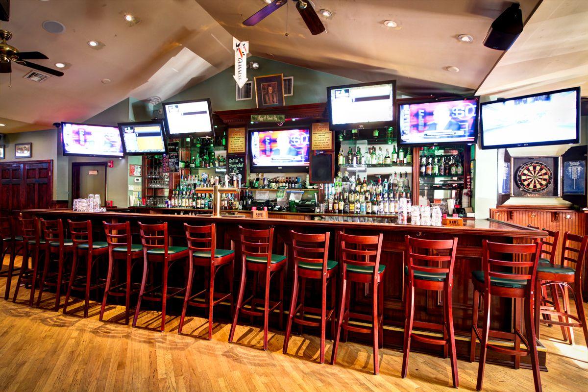 Hoboken Sports Bars The Shannon Sports Bar Hoboken NJ