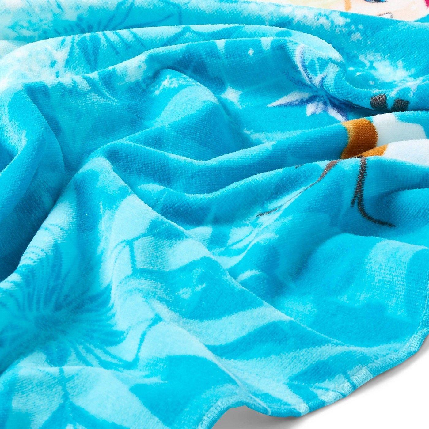 Frozen sister of olaf beach towel sponsored sister