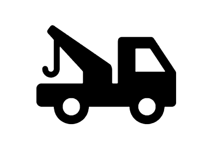 Tow Truck Icon In Android Style This Tow Truck Icon Has Android Kitkat Style If You Use The Icons For Android Apps We Recommend U Truck Icon Tow Truck Towing