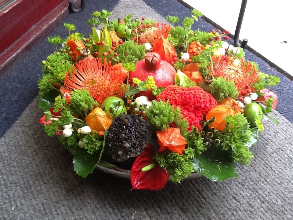 Today I made this arrangement. What do you think about it?