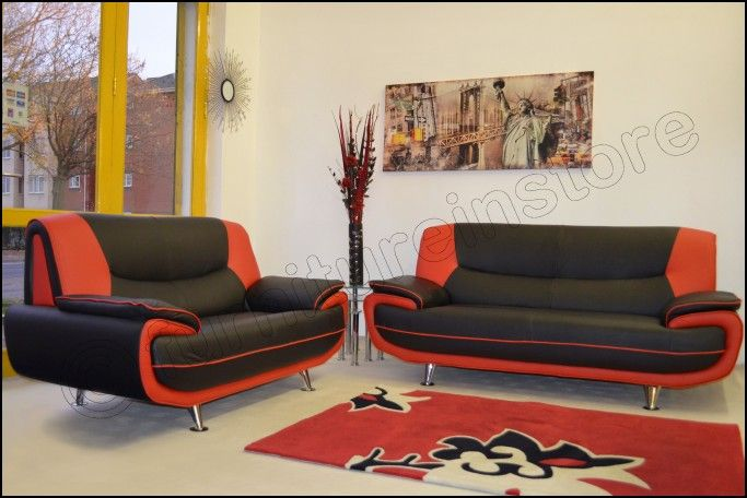 black and red sofas couch sofa gallery pinterest couch sofa rh pinterest com red and black sofa pillows