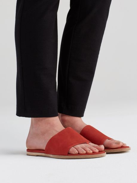 LOVE the color and look, but I cannot wear a thong sandal or a sole this flat and unsupported