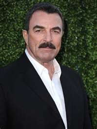 Tom Selleck  Even better looking now